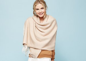 Solid Staples: Scarves, Wraps & More