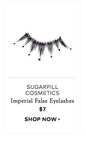 Sugarpill Cosmetics Imperial False Eyelashes | $7