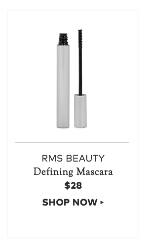 rms beauty Defining Mascara | $28