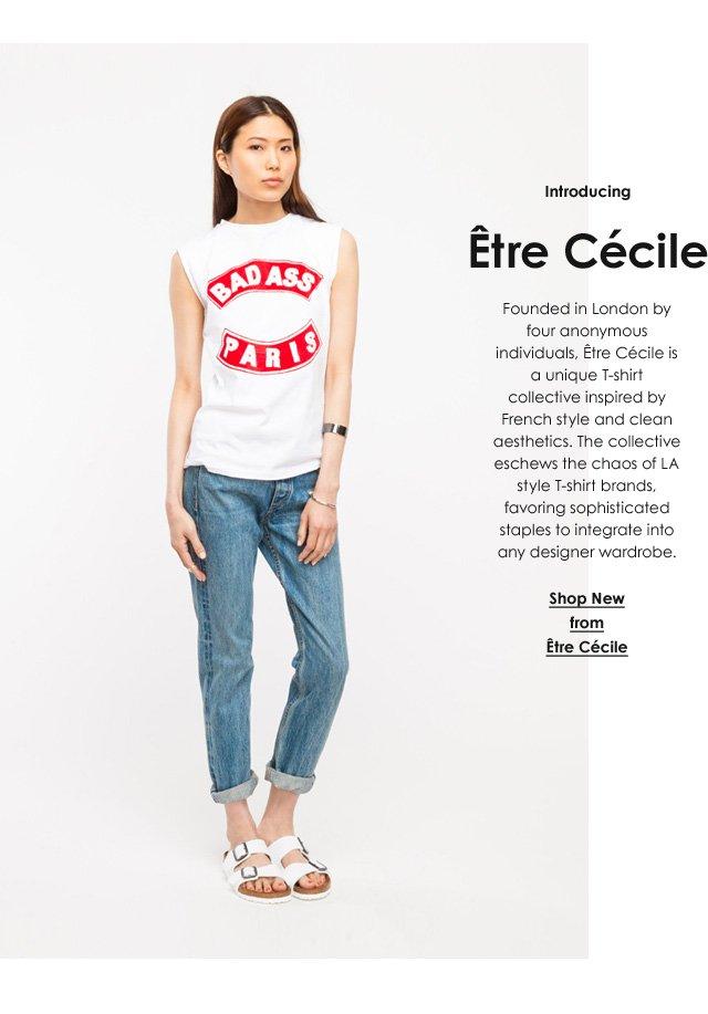 Introducing: Être Cécile