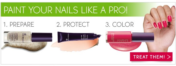 PAINT YOUR NAILS LIKE A PRO!