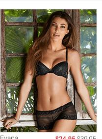 Evana lingerie set