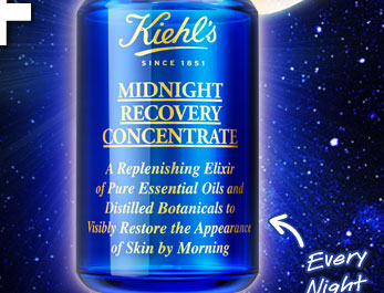 Every Night | MIDNIGHT RECOVERY CONCENTRATE | A Replenishing Elixir of Pure Essential Oils and Distilled Botanicals to Visibly Restore the Appearance of Skin by Morning