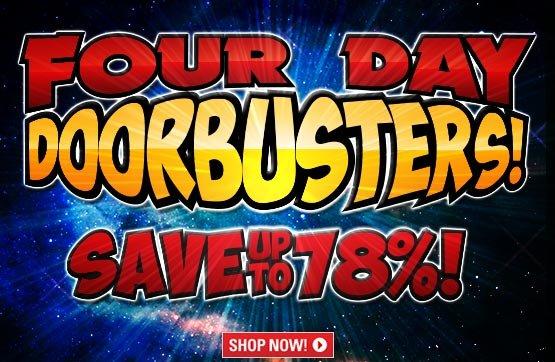 Sportsman's Guide's 4-Day Doorbuster Sale!