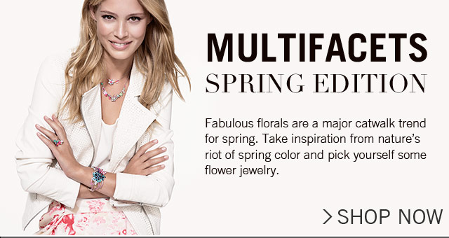 MULTIFACETS SPRING EDITION