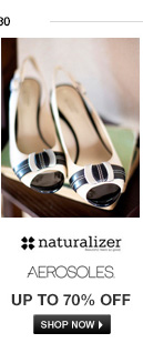 Naturalizer and Aerosoles