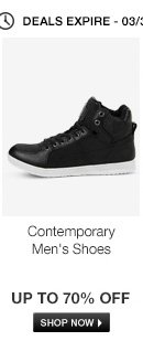 Contemporary Mens Shoes