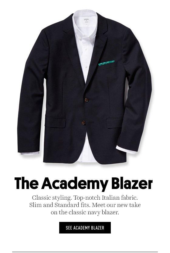 The Academy Blazer