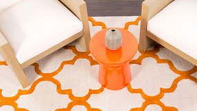 Bright Woven Rugs