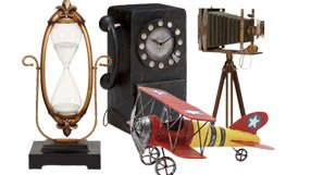 Vintage Look Home Accents