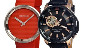 Runway Ready Watches