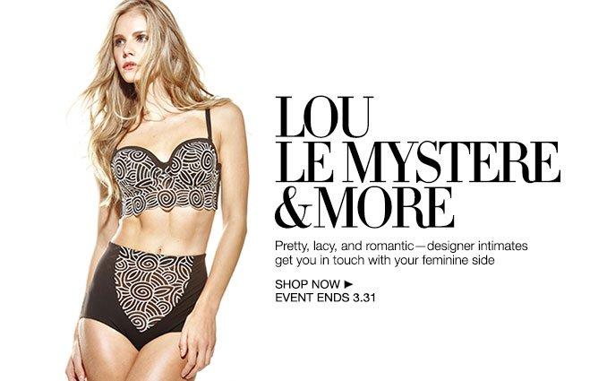 Shop Lou, Le Mystere & More - Ladies
