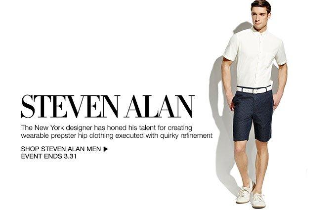 Shop Steven Alan - Men
