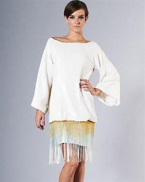 Nuvula Fringed Dress