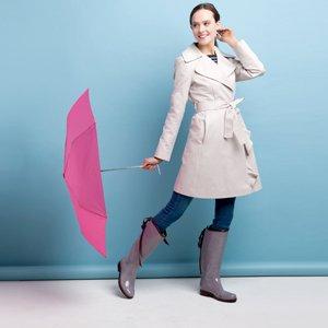 Rain Boots, Umbrellas, & More