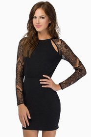 Hey You Bodycon Dress $39