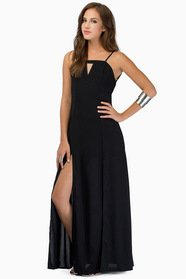 Midnight Talks Maxi Dress $44