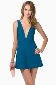All for V Dress $43
