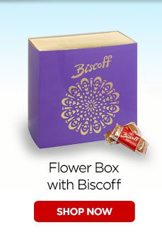 Flower Box with Biscoff