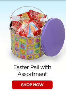 Easter Pail with Assortment