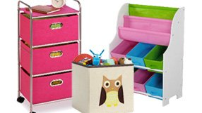 Spring Cleaning: Toy Room Organizers
