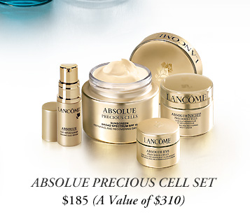 ABSOLUE PRECIOUS CELL SET | $185 (A Value of $310)