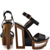 Tanya - Black Leather