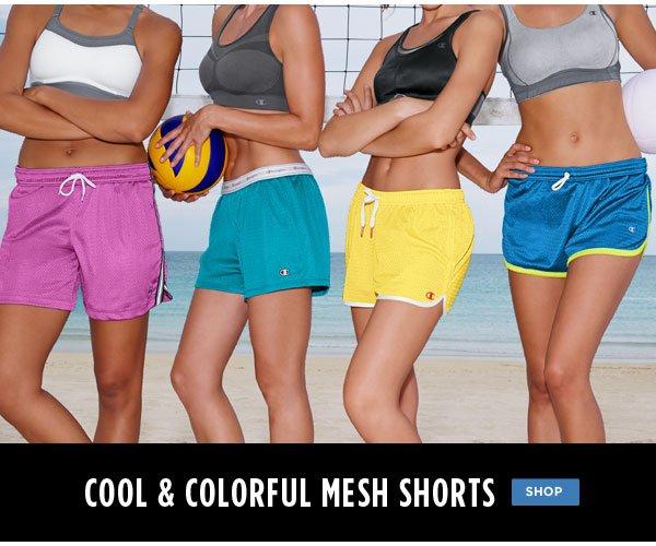 SHOP Mesh Shorts