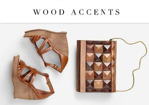 Wood Accents