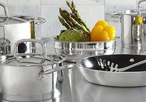 Gourmet Kitchen: Cookware & More