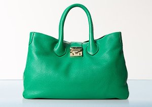 Bold Hues: Handbags