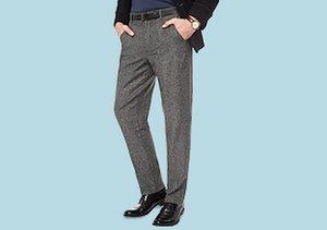 Business Casual: Shirts & Pants