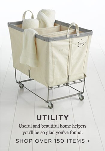 Utility. Shop over 150 items
