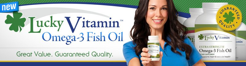 Lucky Brand Fish Oil