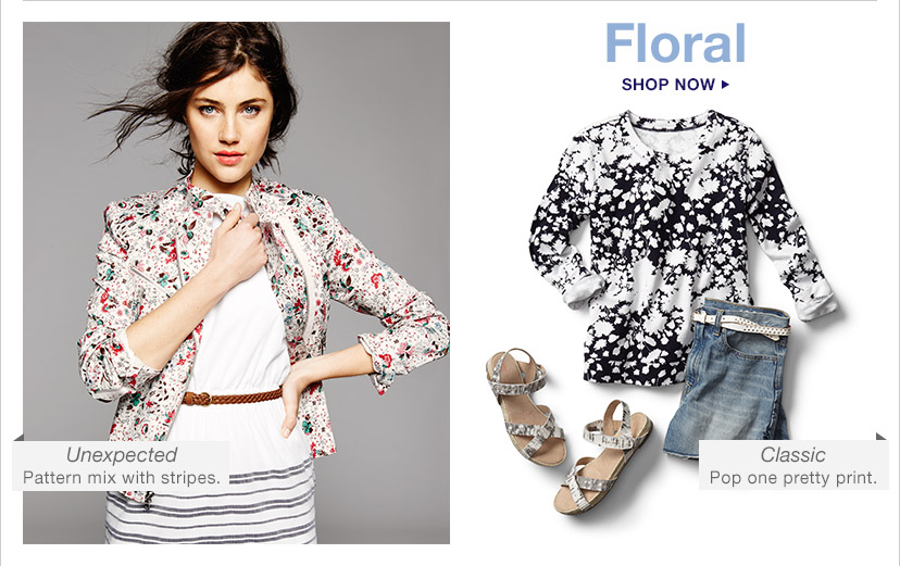 Floral | SHOP NOW