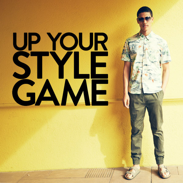 UP YOUR STYLE GAME