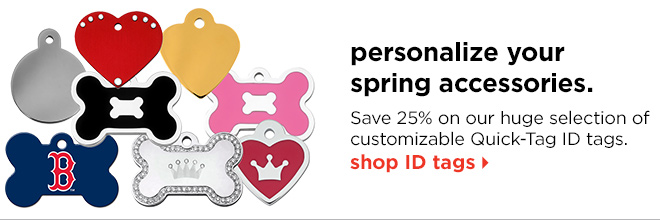 personalize your spring accessories.