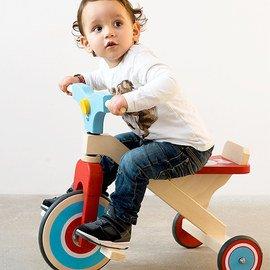 Jump-Start Imagination: Wooden Toys