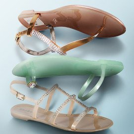 Trend Spotlight: Jelly Shoes