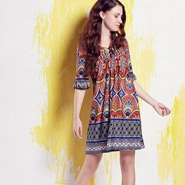 Colorful & Casual Dress Collection