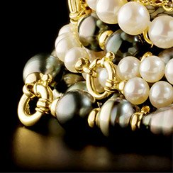 Shopping in Monaco: Pearl Jewelry