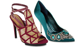 Footwear by Charles David and more