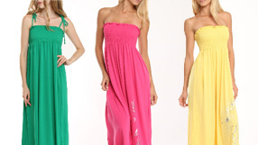 Fashion Instincts Maxi Dresses
