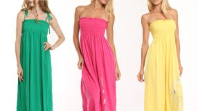 Fashion Instincts Maxi Dresses