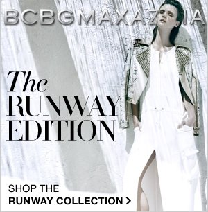 SHOP THE RUNWAY COLLECTION
