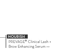 NOURISH. PREVAGE® Clinical Lash + Brow Enhancing Serum.