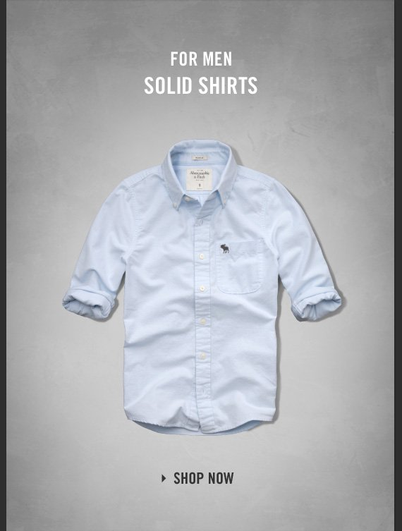 FOR MEN SOLID SHIRTS SHOP NOW