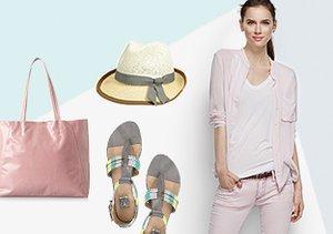 Weekend Wardrobe: Spring Styles