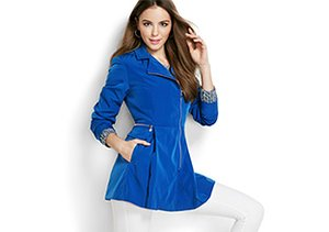 Kensie Spring Outerwear