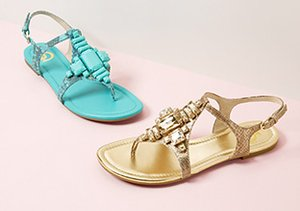 $79 & Under: Flats & Sandals